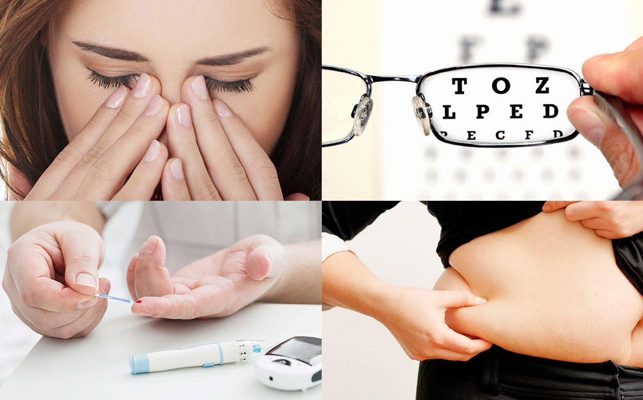 Sức khỏe không tốt sẽ khiến thị lực vẫn kém dù mổ đục thủy tinh thể